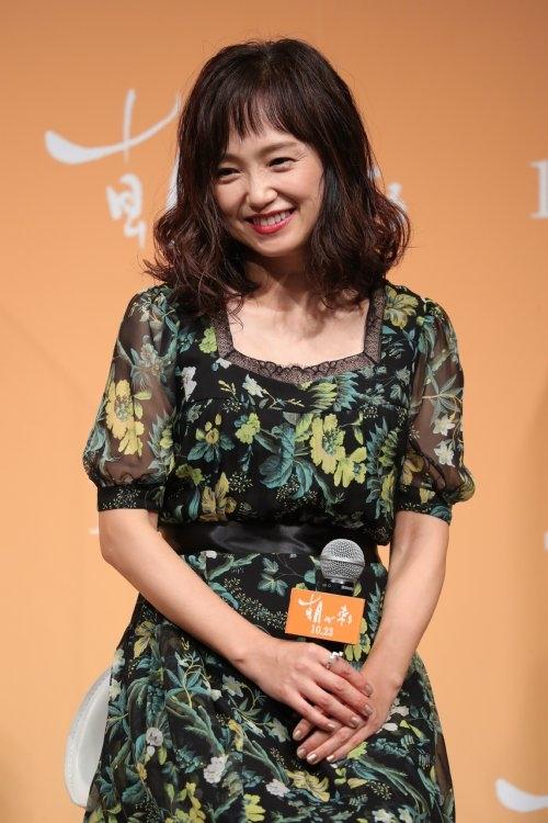 映画『朝が来る』主演の永作博美