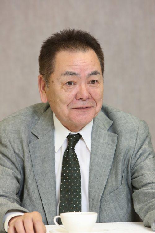 元参議院議員の筆坂秀世氏