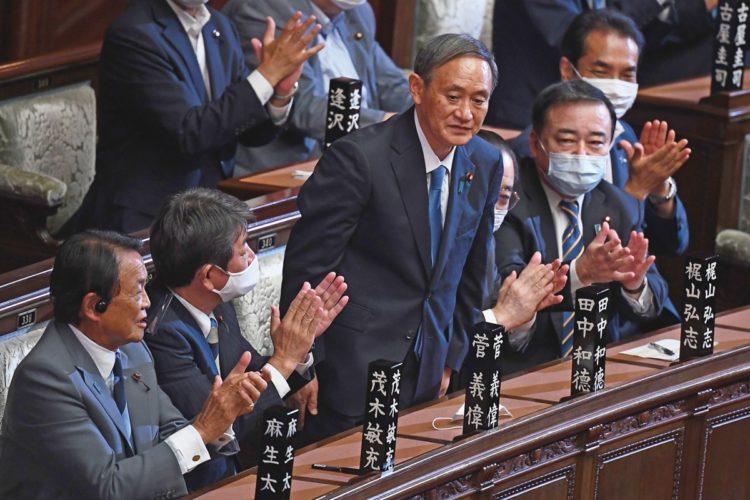団塊総理は日本をどこに導くのか…(時事通信フォト)