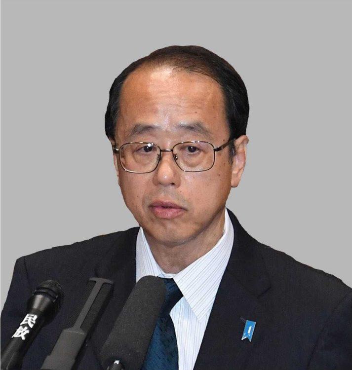 和泉洋人・首相補佐官(写真/共同通信社)