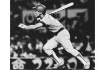 1987年のセ・リーグでは首位打者争いが三つ巴の接戦に(写真/共同通信社)