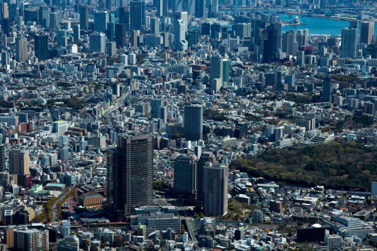 「住んでみたい街」ランキングで6年連続1位になった恵比寿(時事通信フォト)