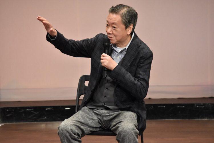 縦横無尽に話題を投げた高田文夫氏