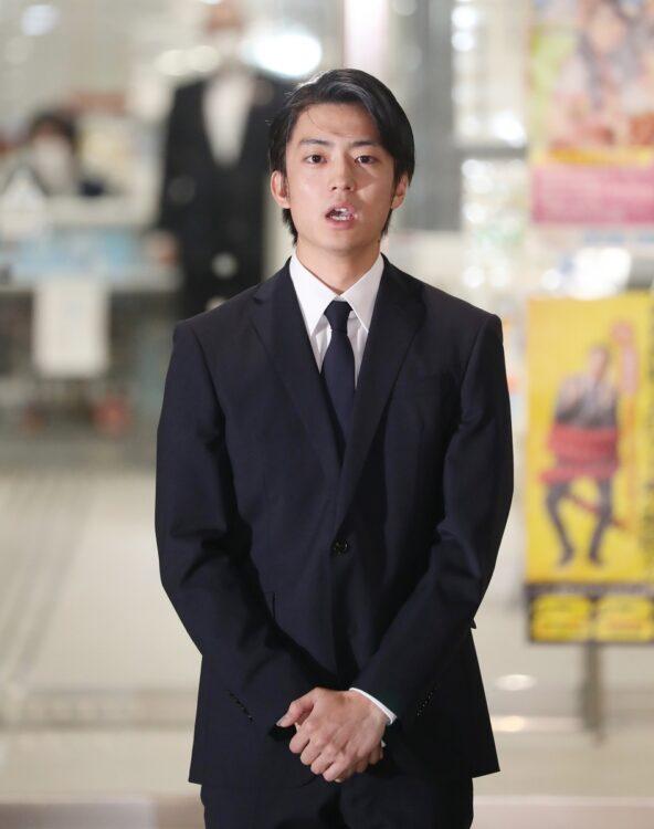 伊藤健太郎の事故現場はワケありだった?(時事通信フォト)