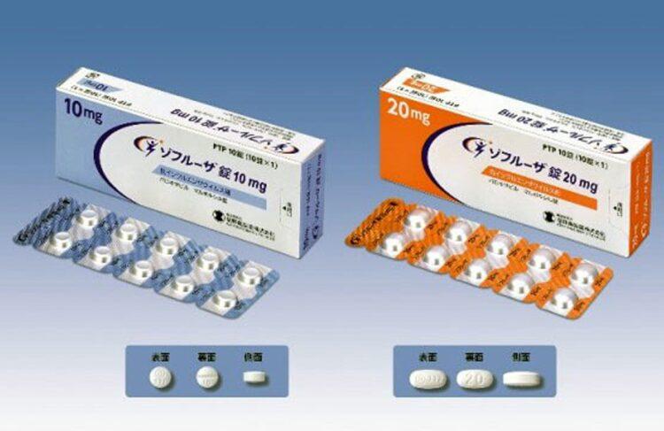 新しいタイプの治療薬・『ゾフルーザ』(写真/共同通信社)