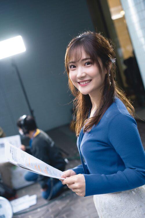 野村彩也子アナがアナウンサーとして日々、心掛けることとは