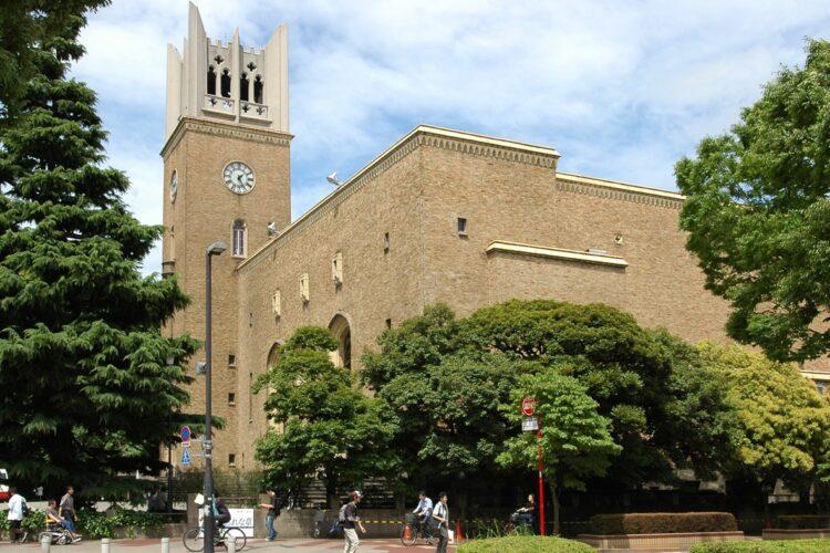 入試改革に積極的な早稲田大学(時事通信フォト)