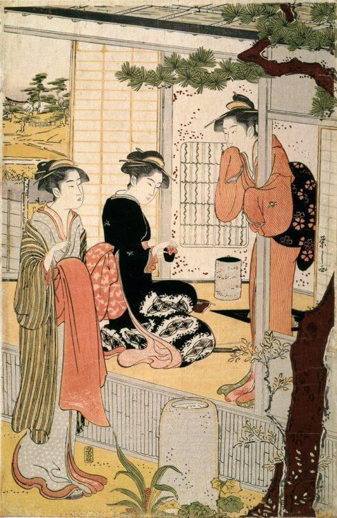 江戸時代の文化や生活習慣がいまの腸活につながっている(写真/アフロ)