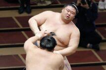 正代と朝乃山カド番で「ドル箱の大関昇進パーティ」がピンチ