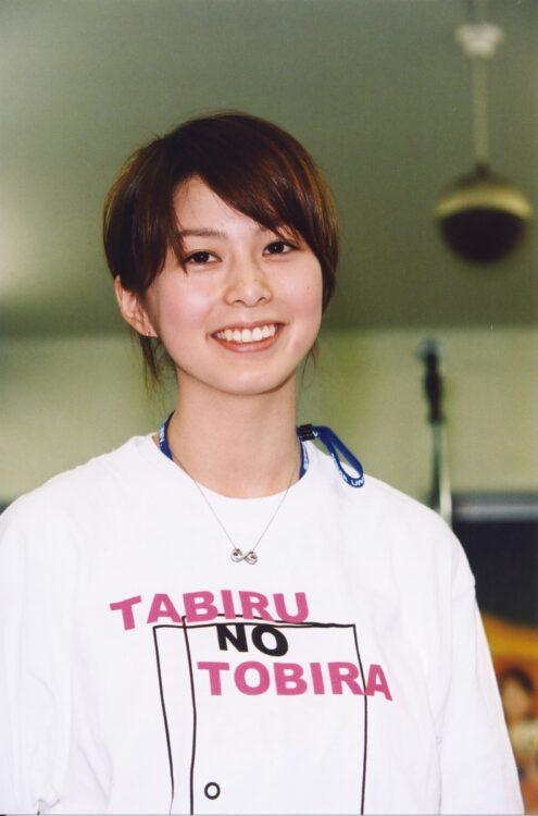 NHKアナ・杉浦友紀(写真/ロケットパンチ)
