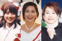 竹内由恵、中野美奈子、内田恭子