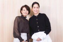 早稲田卒の元日テレ・馬場典子アナと慶應卒の元フジ・内田恭子アナが、学歴について語る