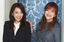 岩崎宏美(右)と岩崎良美の姉妹がデビューからを振り返る