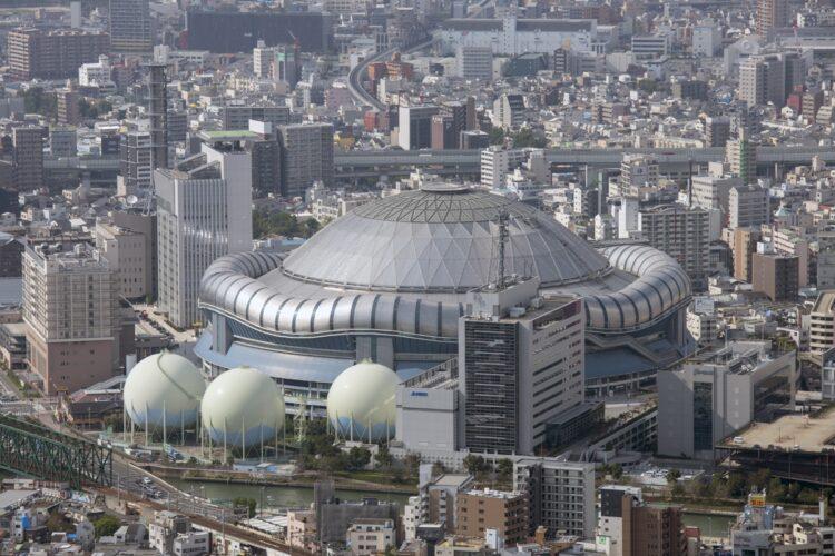 大阪ドームで巨人はいつも通りの実力を出せるか(時事通信フォト)