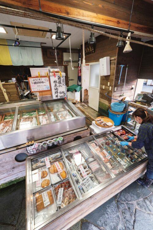 「鎌倉魚市場」