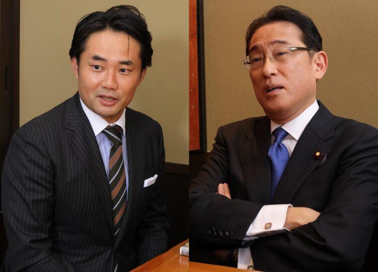 岸田文雄氏は杉村太蔵氏の直撃に本音を明かした