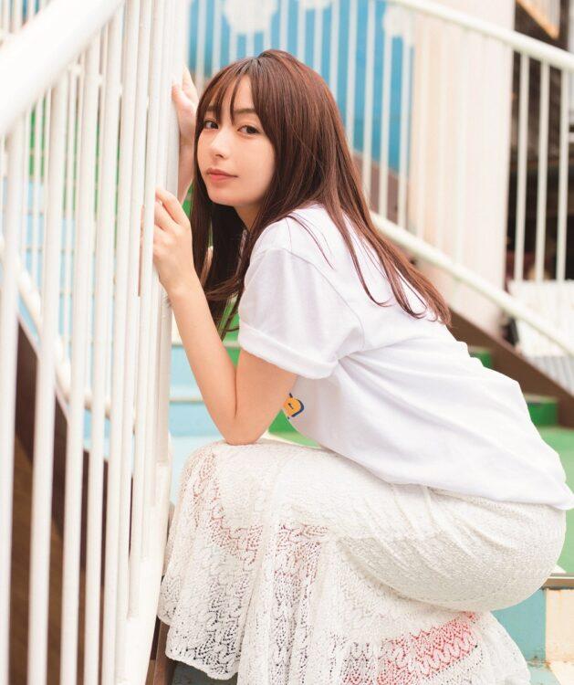 宇垣美里アナが浅草で見せた表情