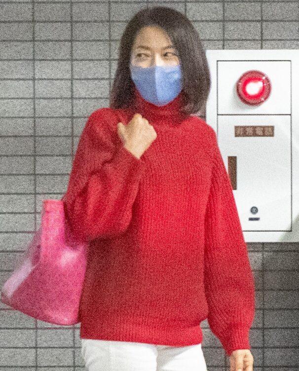 美貌が目立つ羽田美智子