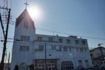大川氏が主任牧師を務める神奈川県内の教会