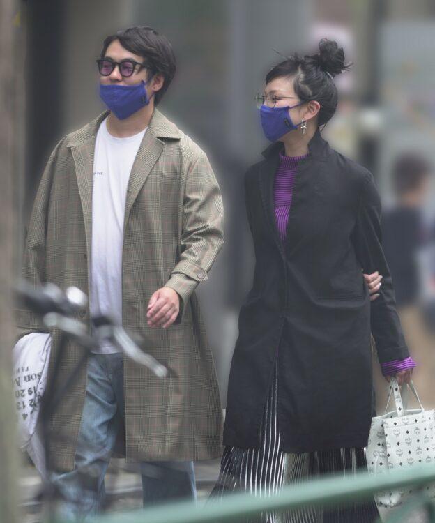 ウーマン村本と松田ゆう姫の熱愛が明らかに