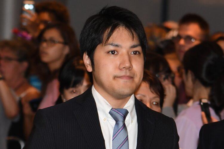 小室さんは来年7月、アメリカで弁護士試験を受験予定だという(撮影/藤岡雅樹)
