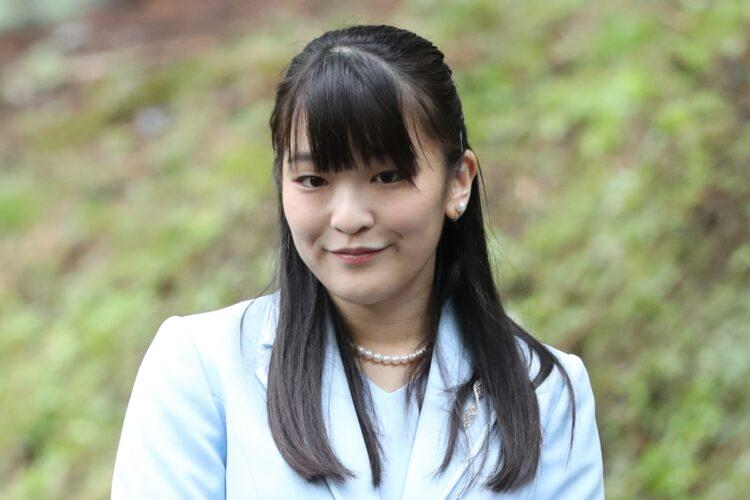 異例のお言葉で「お気持ち」を出された(昨年10月、茨城・常陸太田市 撮影/JMPA)