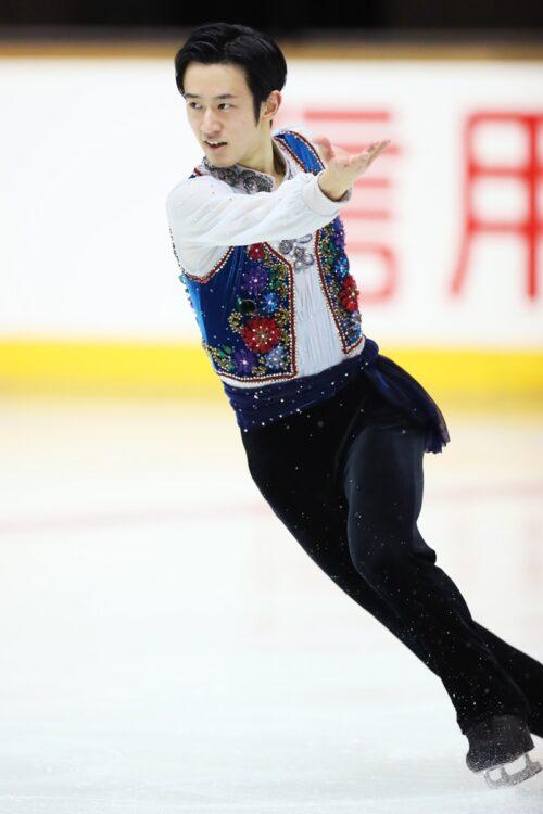 山本草太選手(写真/アフロ)