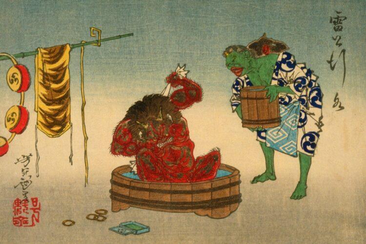 日本人に身近な「鬼」の歴史をひもとく(Getty Images)