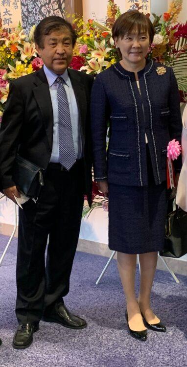 安倍昭恵さんとは30年来の付き合いだという