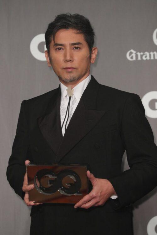 大河ドラマ『麒麟がくる』で斎藤道三を演じた本木雅弘