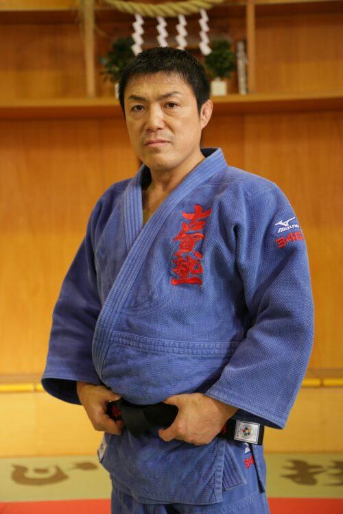 大ケガを負いながらも金メダルを手にした舞台裏を古賀稔彦が語る(写真/(C)日本スポーツエージェント)