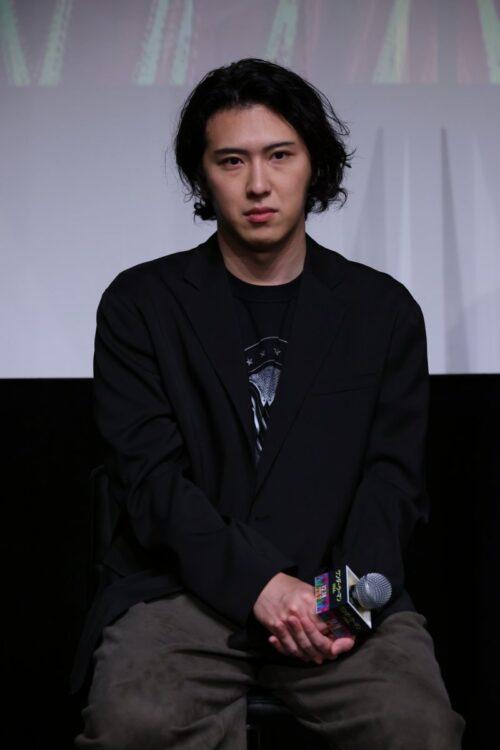 今年はドラマでも話題をさらった尾上松也。アメコミのファンだという