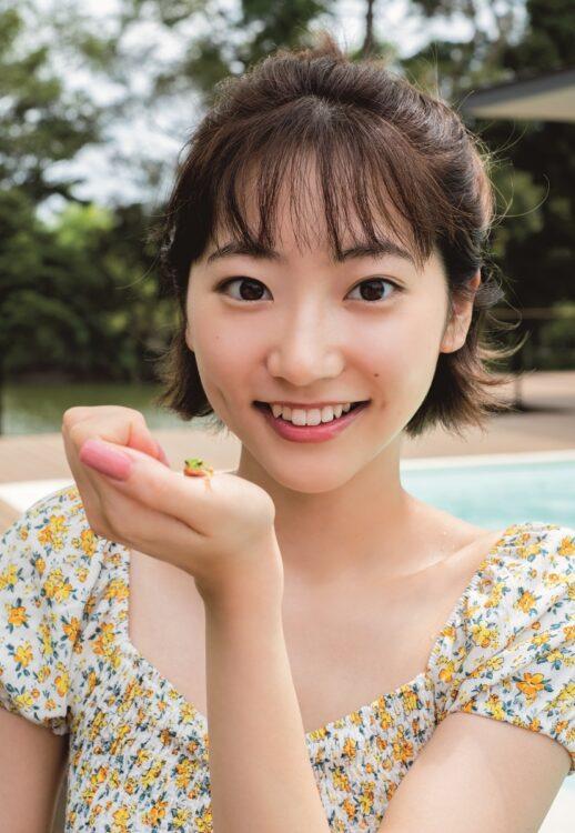 武田玲奈は英語を勉強し、海外旅行に自由に行ける日を待ち望んでいる
