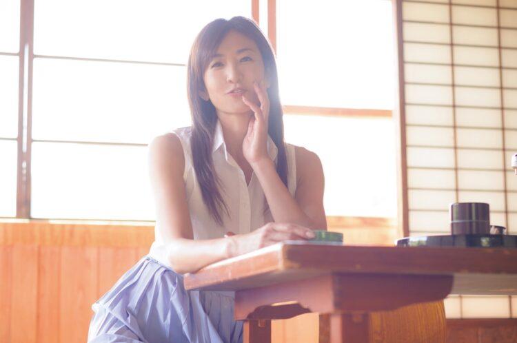 元「シェイプUPガールズ」中島史恵が美と健康を保つ秘訣を語る