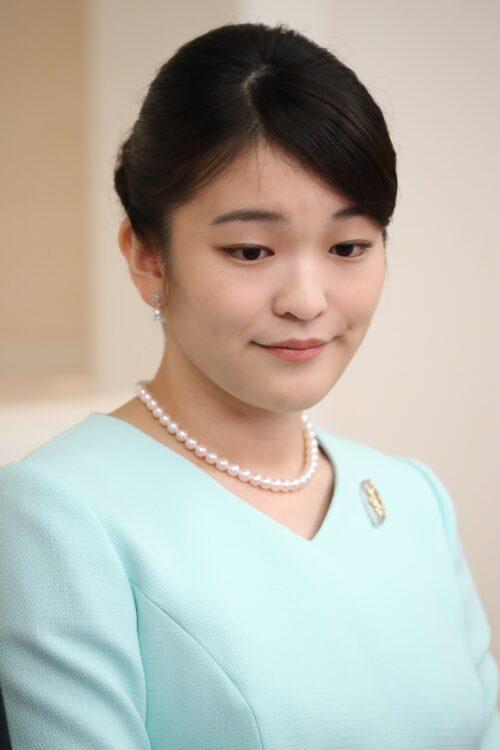 眞子さまは小室さんの金銭問題について、どう思われているのか(写真/JMPA)