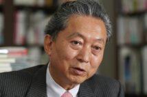 ツイッターによる発言が注目されることも多い鳩山由紀夫氏(時事通信フォト)