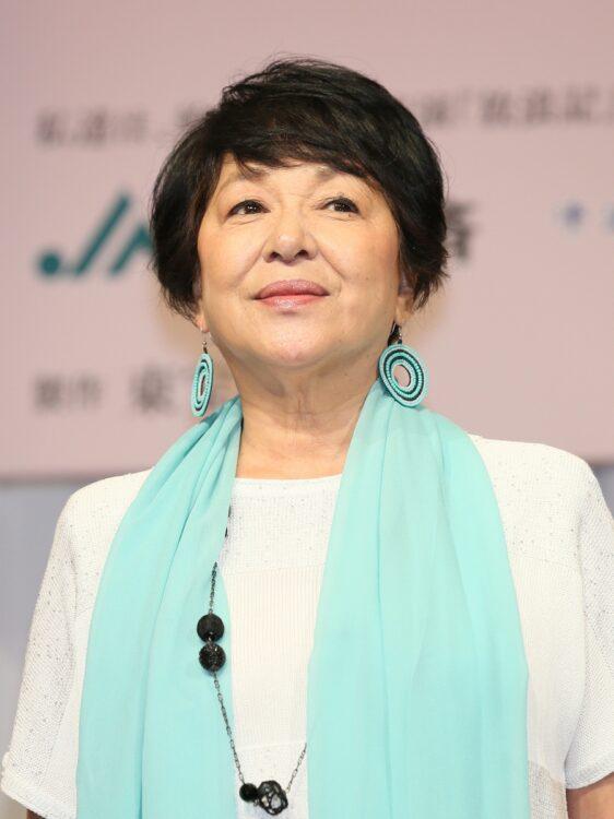 女優の立石涼子さん(享年68、時事通信フォト)
