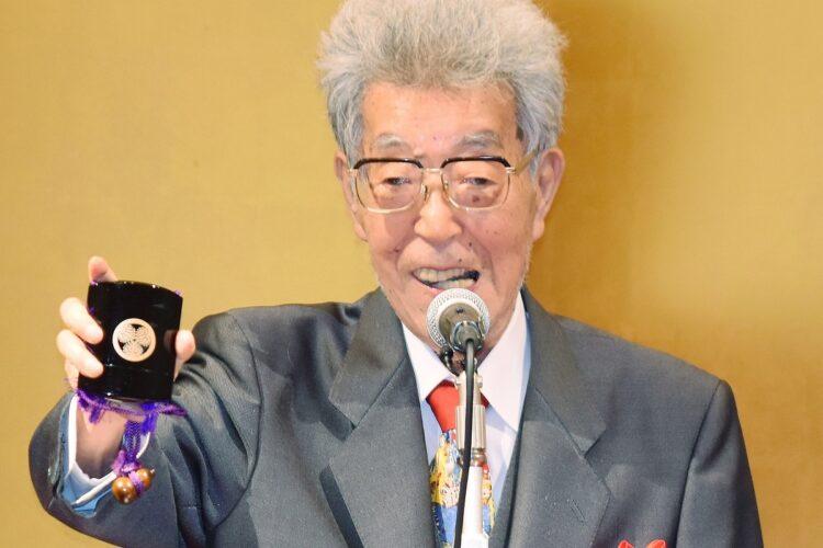 渡部恒三さんの思い出を、甥で前・福島県知事の佐藤雄平さんが振り返る(時事通信フォト)