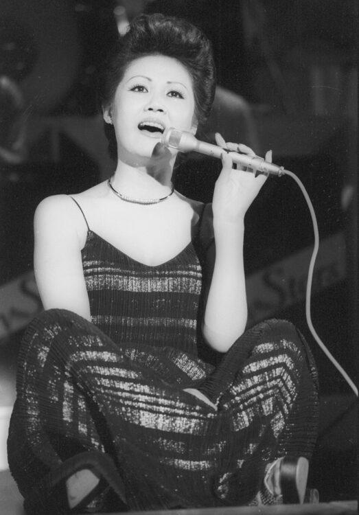 梓みちよさんの思い出を歌手の九重佑三子さんが振り返る(写真/共同通信社)