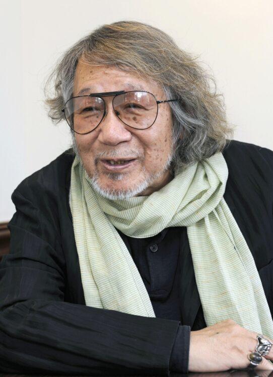 映画監督の大林宣彦さん(享年82、写真/共同通信社)