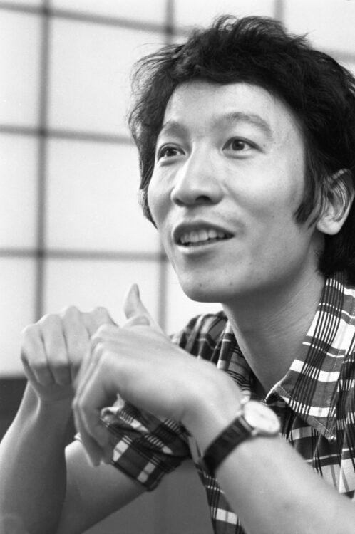 数々の名曲を生み出した作曲家・筒美京平さん(享年80、写真/共同通信社)