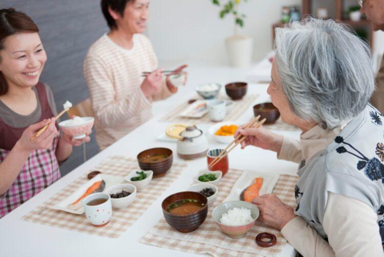 """1975年ごろに日本人が食べていた""""いわゆる一汁三菜""""がいちばん体質に合うという"""
