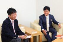 紅白の裏も表も知る堀尾正明さん(右)、田中稲さん、合田道人(左)さんが語りつくす