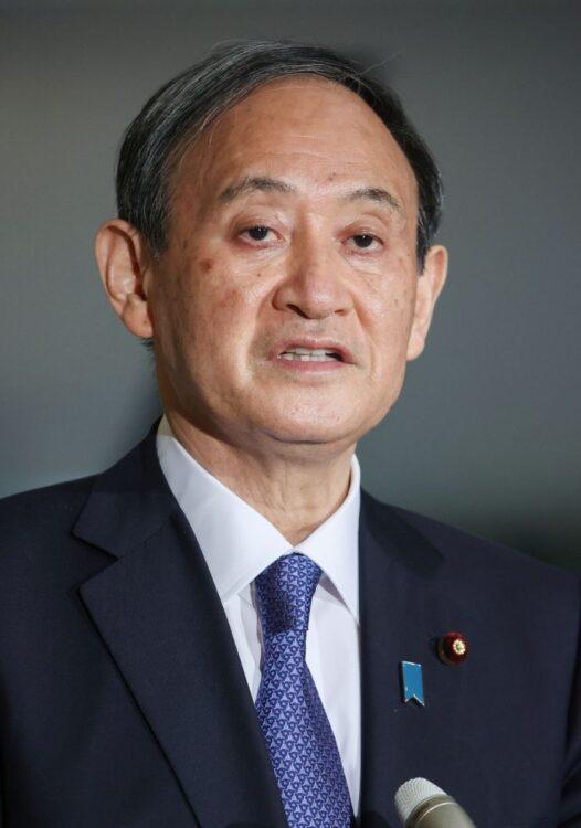 ステーキ会談に対する国民の批判を「誤解」と言ってのけた菅首相(時事通信フォト)