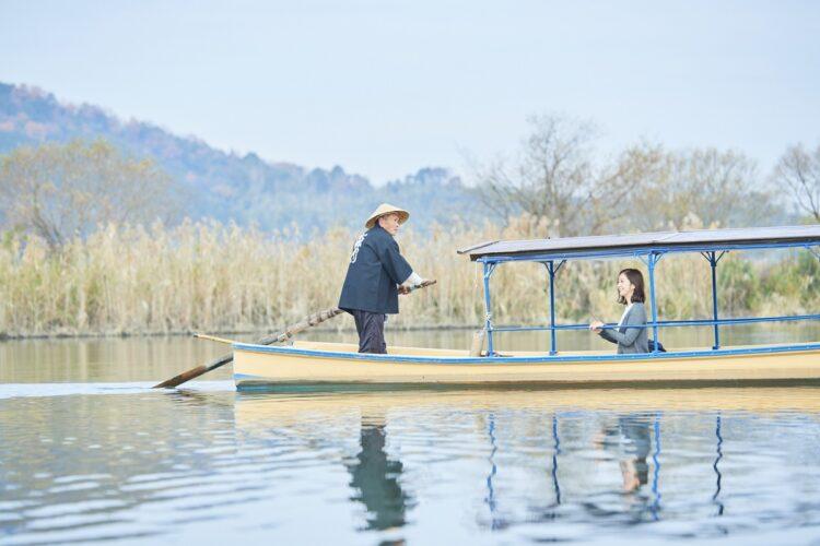 琵琶湖の水運を体感