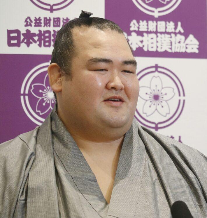 日本の国技である相撲の験担ぎは…(時事通信フォト)