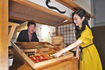 山下裕二氏と壇蜜が東京都江戸東京博物館を巡る