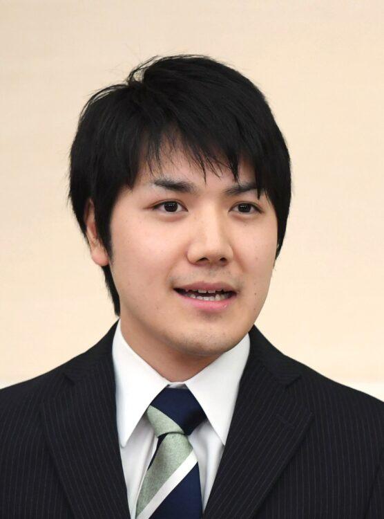 小室圭さんと眞子さまの結婚問題を精神科医の片田珠美氏はどう見る?(時事通信フォト)