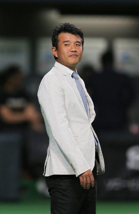 野球評論家・前田幸長氏(時事通信フォト)