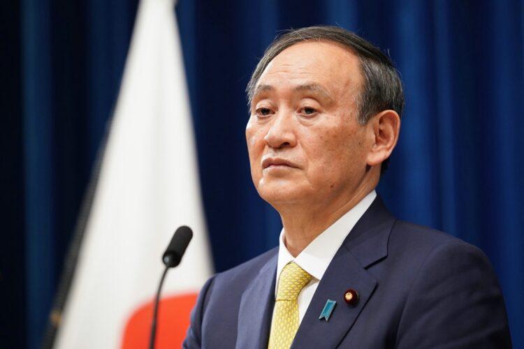 今年の総選挙後も菅義偉・首相の続投はあるのか(時事通信フォト)